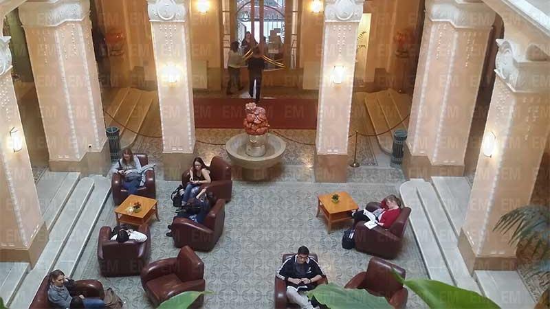 Reunión informativa del programa de Matrona en la Universidad de Semmelweis
