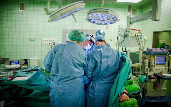 Departamento de Trasplantes y Cirugía de la Universidad Semmelweis
