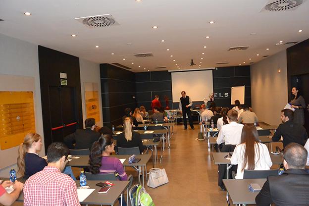 International atmosphere at the entrance exam for the Semmelweis University, University of Szeged and University of Pécs