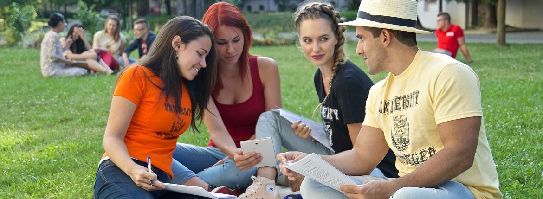 Gran satisfacción entre los estudiantes internacionales de la Universidad de Szeged