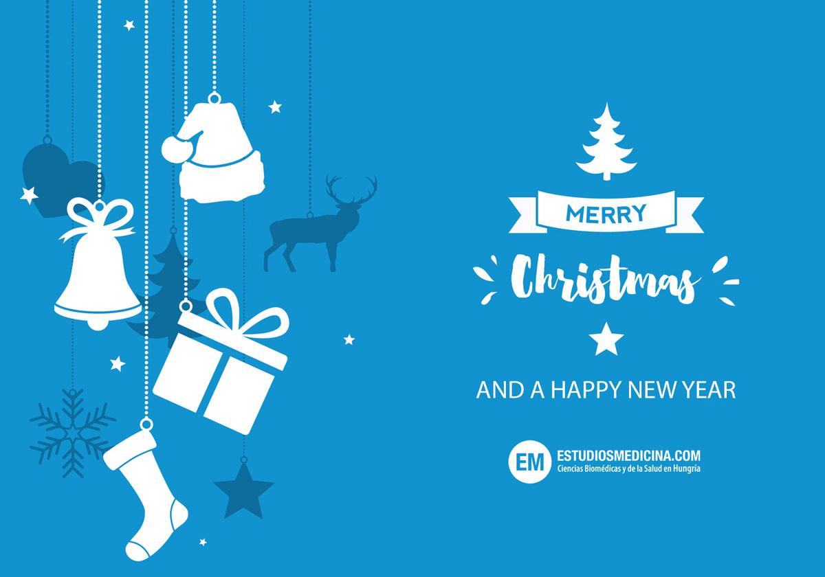 EM os desea Feliz Navidad