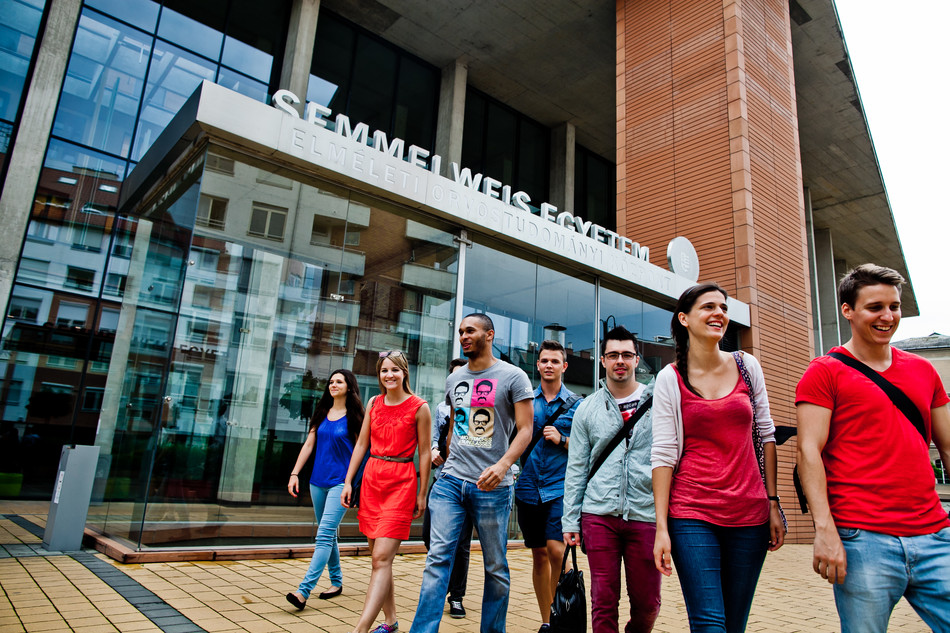 The Semmelweis University is Among the World's Best Universities