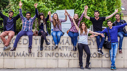Videos about the International University of Szeged in Hungary